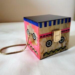 Zara Robot Box Bag